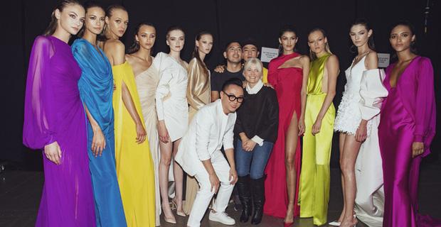 Hollywood Margot Robbie Wears Fashion Garment By Vietnamese Designer Cong Tri Hellovpop