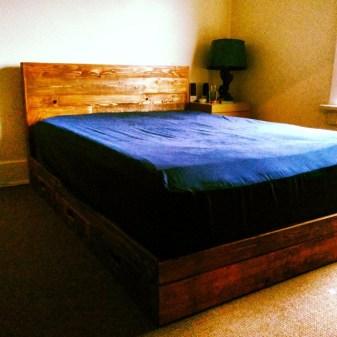 Horizontal Plank
