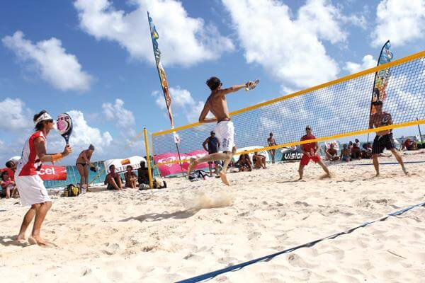 無料 For Free!! Beach Tennis experiential session ビーチテニス体験会