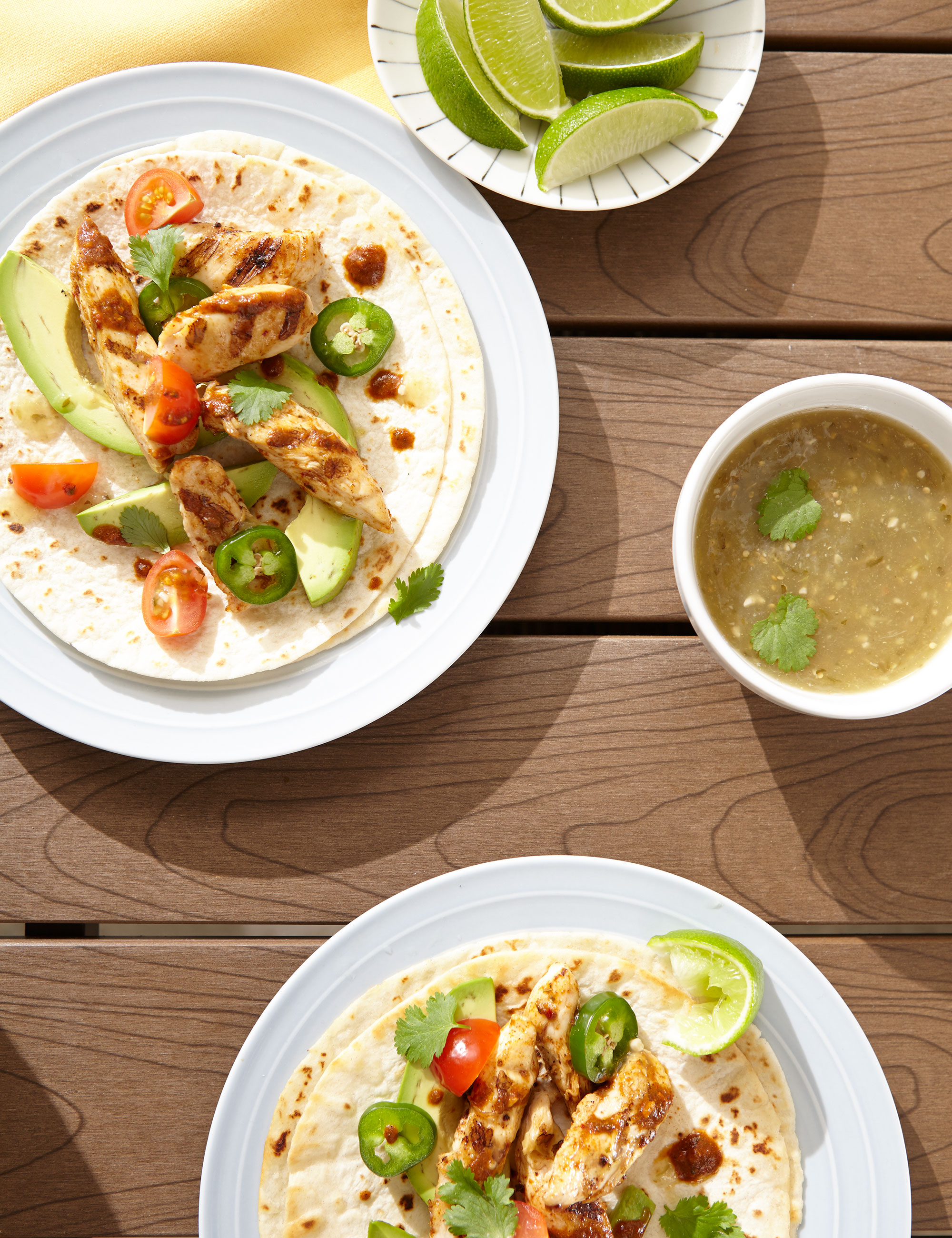 family meals tacos tips
