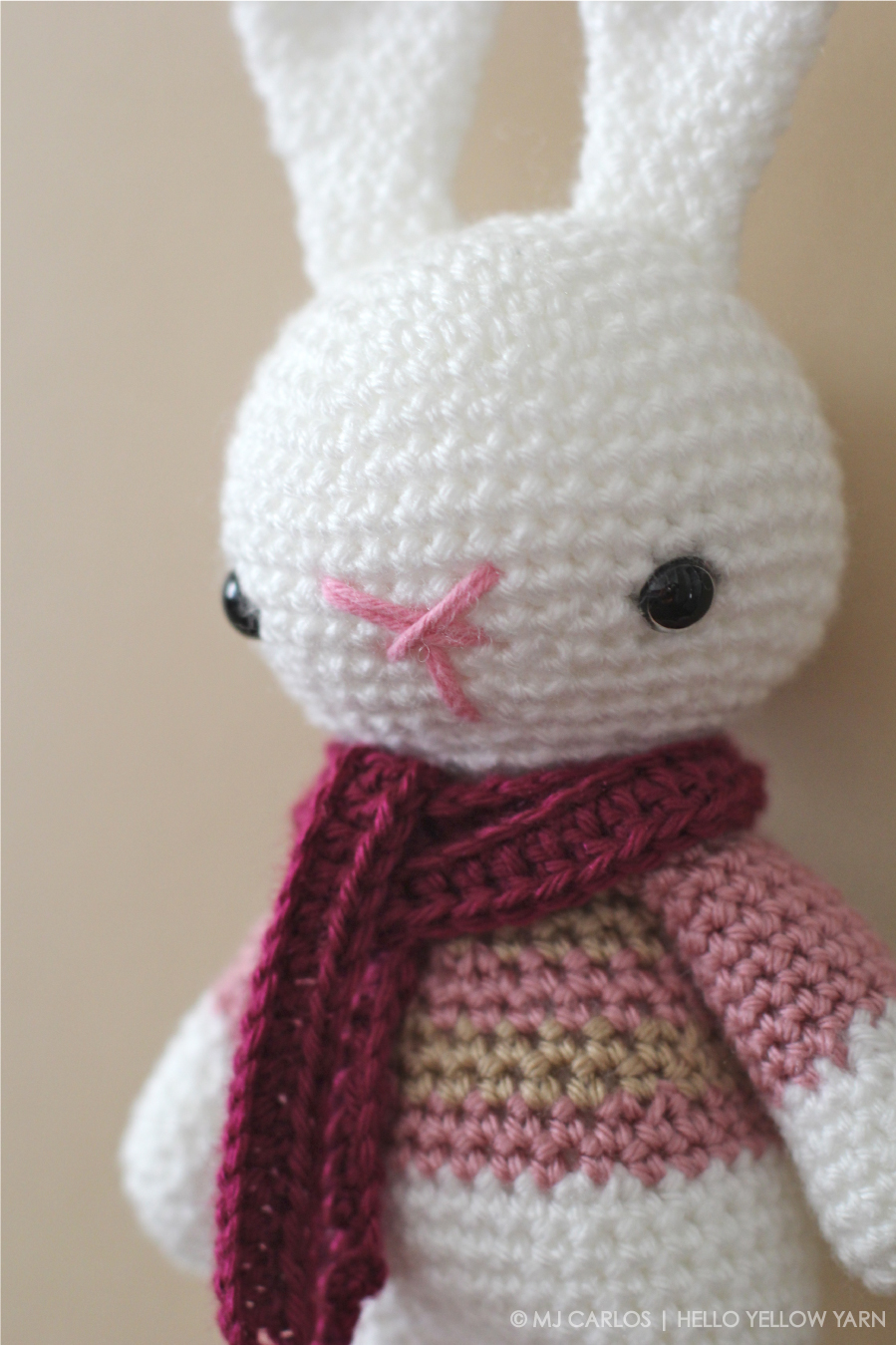Amigurumi Bunny Free Crochet Patterns (With images) | Virkatut ... | 1349x899