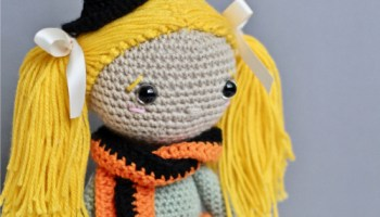 Crochet with Lir | Sailor Princess Crochet Amigurumi Doll ... | 200x350