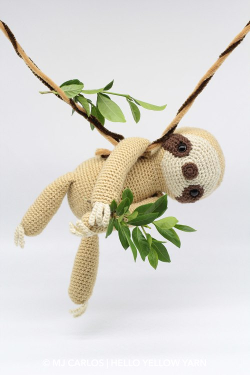 10 of the greatest sloth patterns | Top Crochet Patterns | 750x500