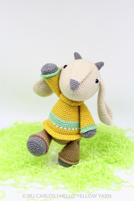 Crochet Goat Pattern- a Free Pattern and Tutorial | Crochet ... | 769x512