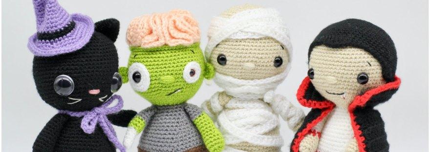 Crochet How to keep a mummy. crochet