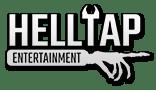 HellTap Header Logo (White)