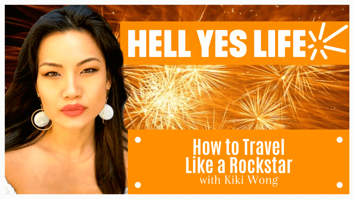 norman, bell, hell yes life, kiki wong, wellness podcast, travel, leisure, kaila yu, nylon pink, rockstar