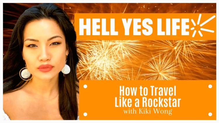 norman, bell, hell yes life, kiki wong, wellness podcast, travel, leisure, kaila yu, nylon pink, rockstar