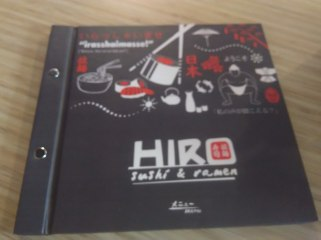 Harga Hiro Sushi & Ramen