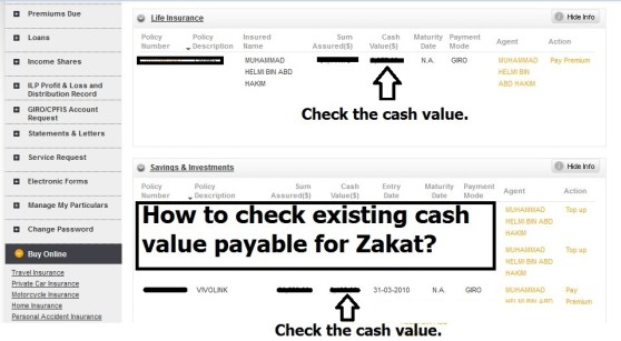 How To Calculate Your Zakat On Your Insurance Policies In