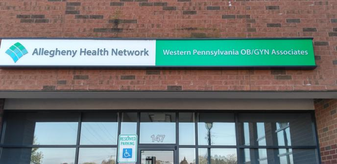 Allegheny Health Network medical offices commercial job