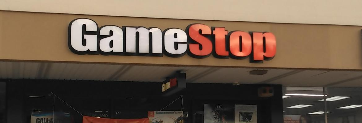 Game Stop commercial job