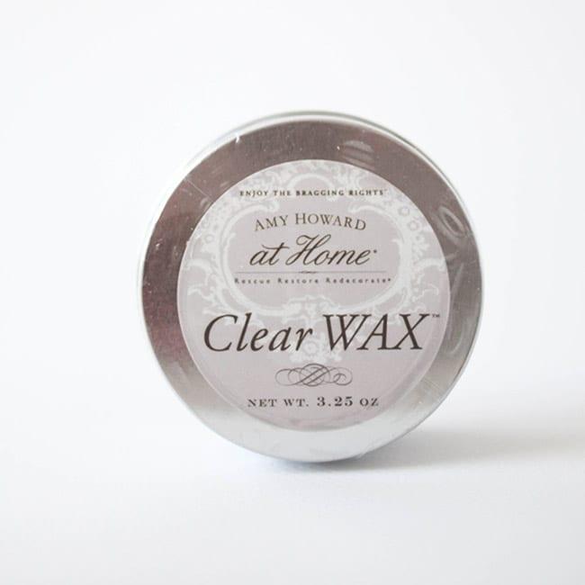 Amy Howard Clear Wax