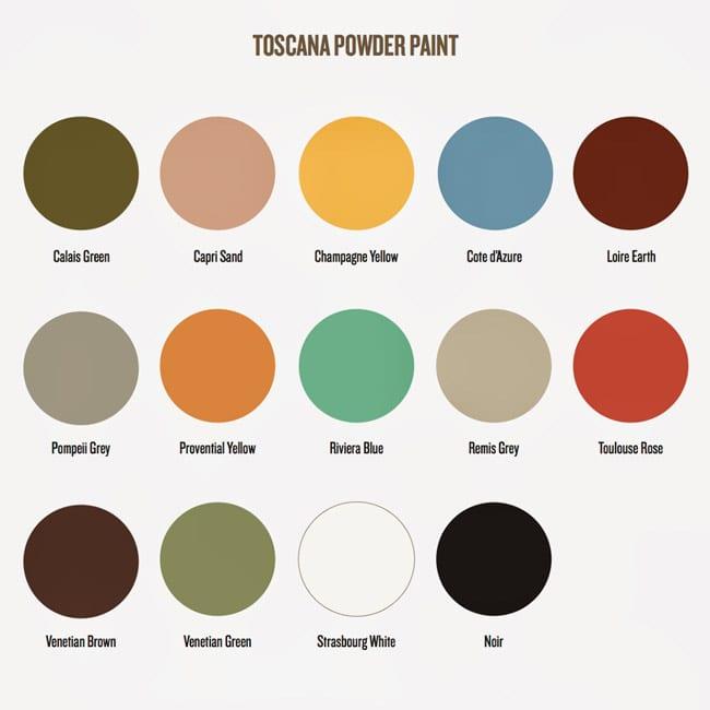 Rose Gray Paint Color