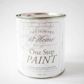Amy Howard One Step Chalk Paint