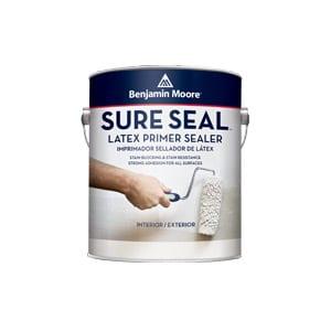 Sure Seal Primer Sealer by Benjamin Moore