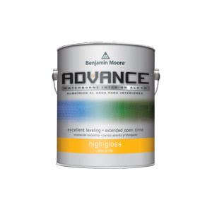 Benjamin Moore Advance Waterborne Alkyd