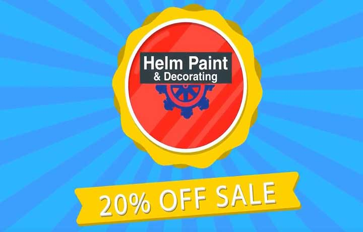 20% Off Helm Spring Sale