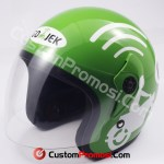 Helm Promosi Gojek