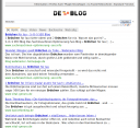 DE::BLOG Google Custom Search Mashup