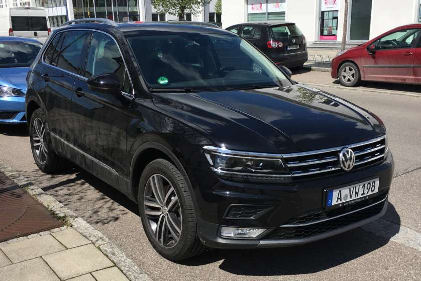 carplay erster eindruck und test im vw tiguan. Black Bedroom Furniture Sets. Home Design Ideas
