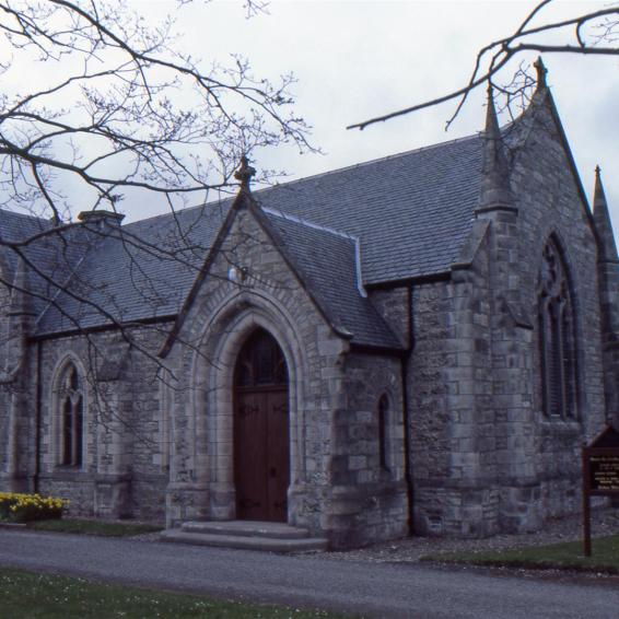 Clyne Church, Brora