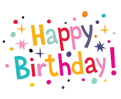 Happy Birthday Marquee Message