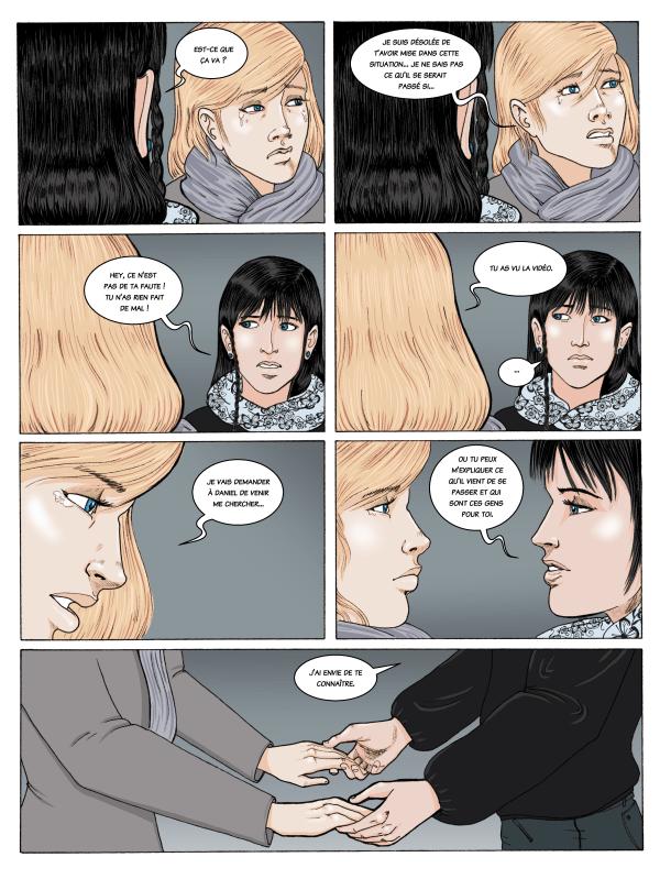 page 43 de la BD Mariage d'Héloïse Finoux-Nikolic