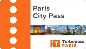Paris City Pass - Turbo Pass