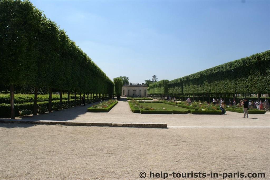 Besuch in Versailles