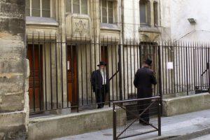 Synagoge Paris Marais