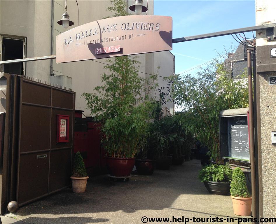 Bruchen in La Bellevilloise in Paris