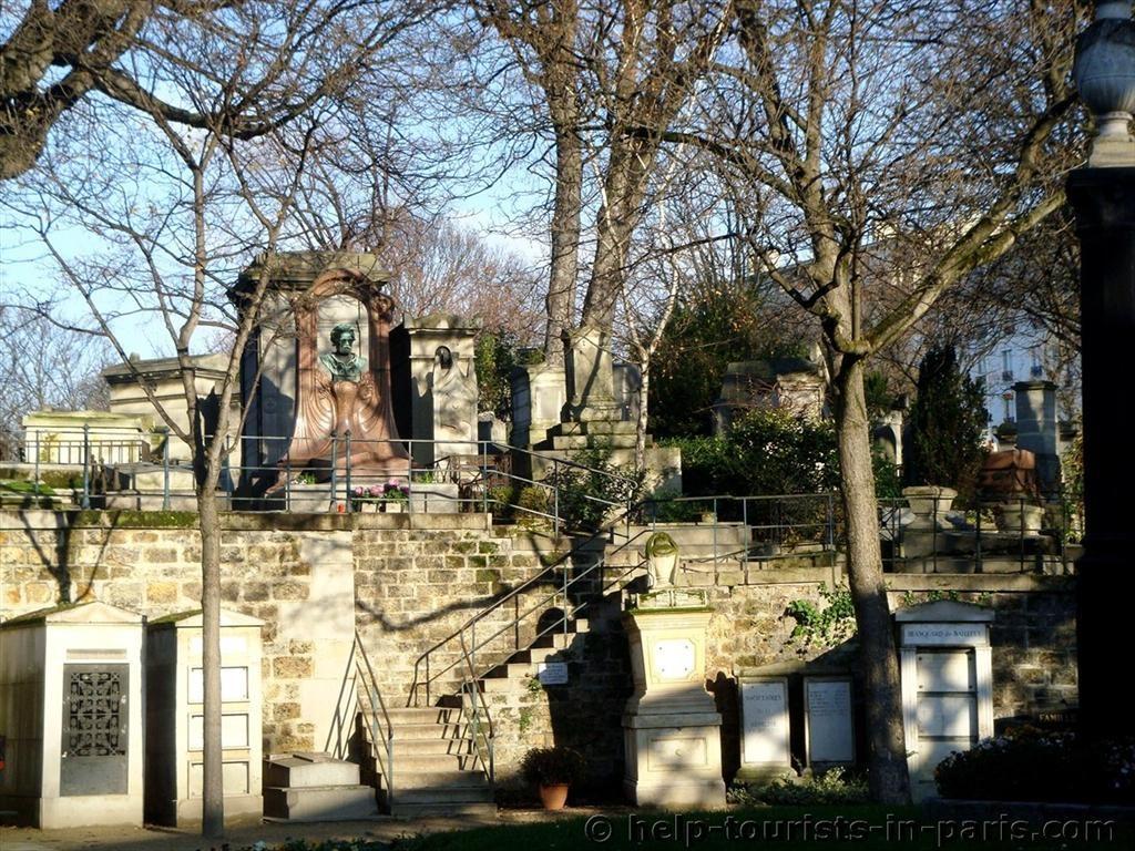 Friedhof von Montmartre, Paris