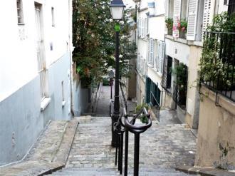 Treppe Montmartre
