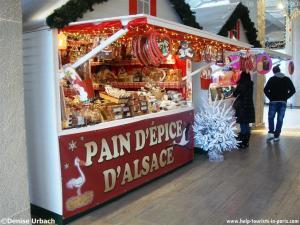 Weihnachtsmarkt Montparnasse Paris