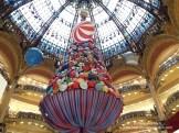 Galeries Lafayette Weihnachten Baum 2017