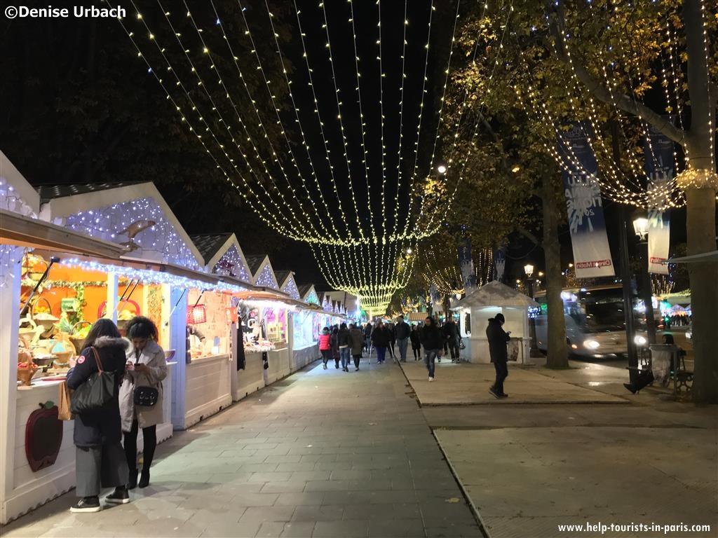 Weihnachtsmarkt Paris 2015