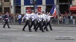 Nationalfeiertag Frankreich Paris