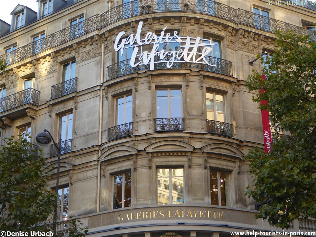Galeries Lafayette Gourmet