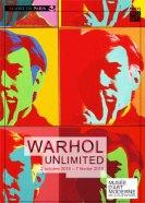 ANDY WARHOL Unlimited Ausstelung Paris