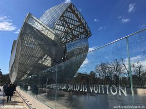 Fondation Louis Vuitton in Paris