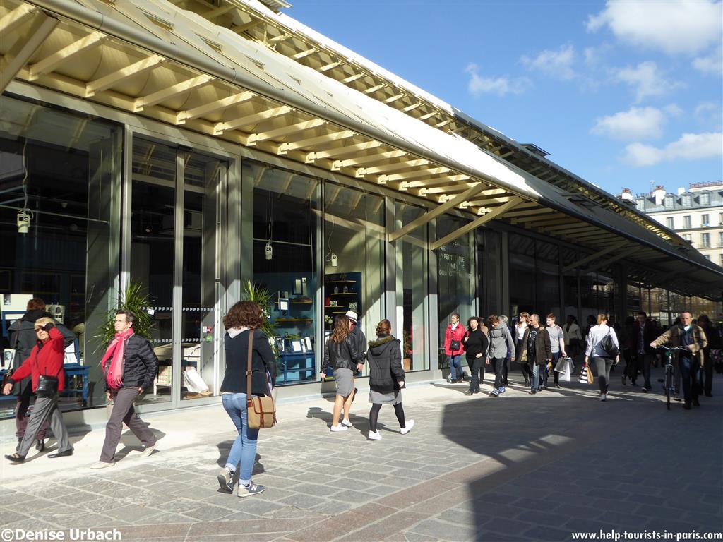 Einkaufen im Forum les Halles in Paris