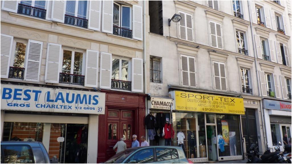 Das kleinste Haus von Paris