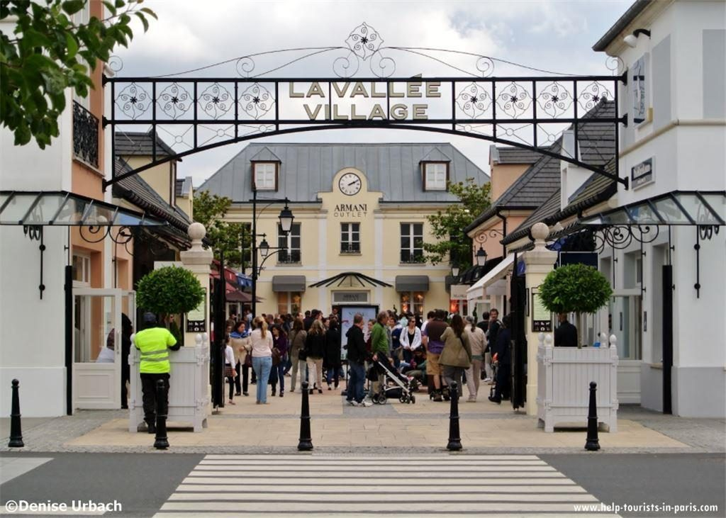 La Vallée Village Outlet Paris