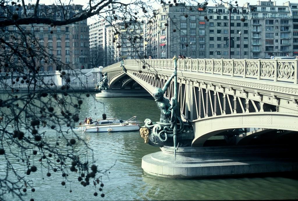 Pont Mirabeau Paris
