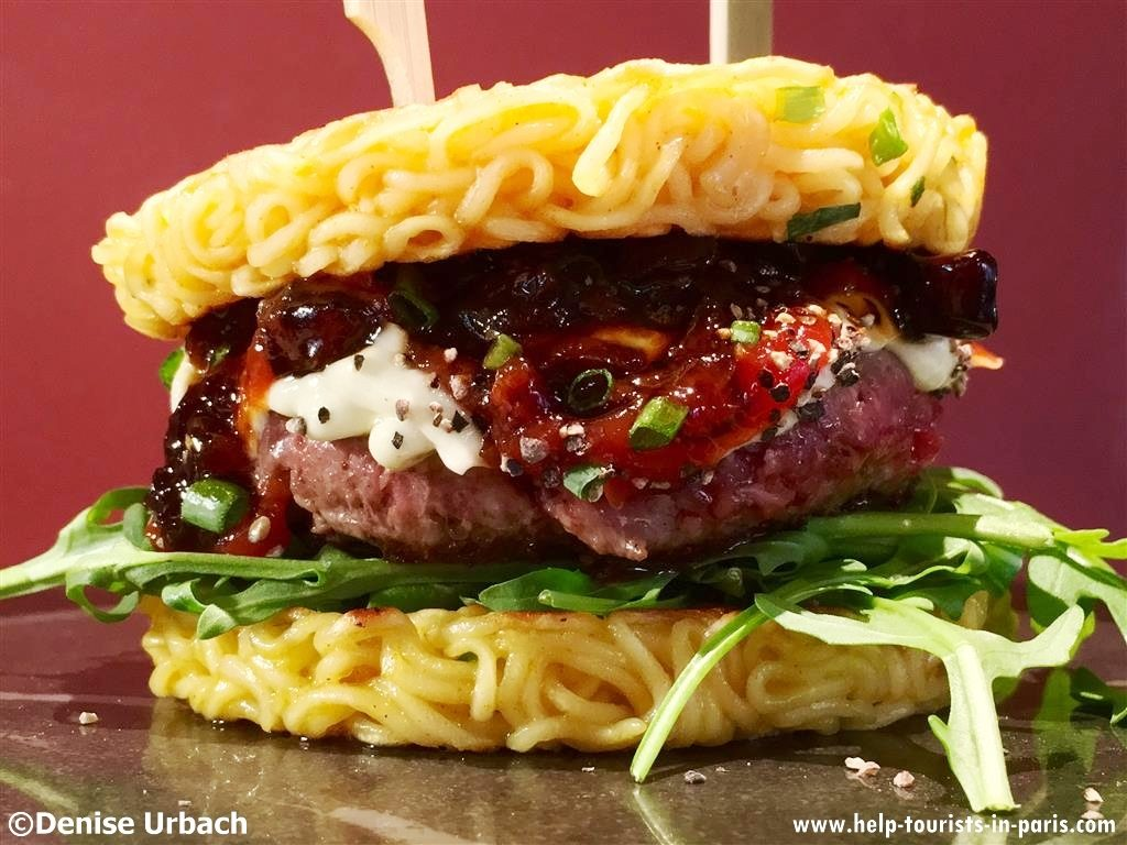 Ramen Burger Paris