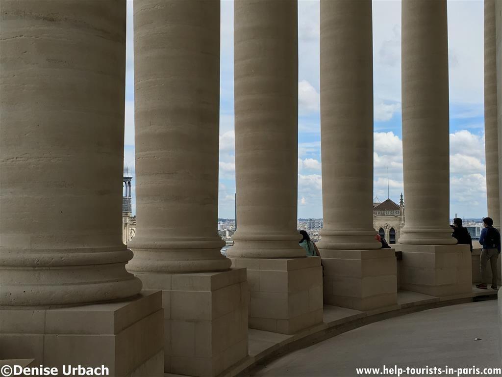 Säulengang Pantheon