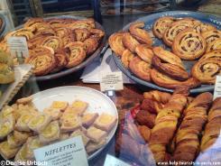 Bäckerei Du Pain et des Idees in Paris