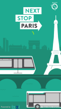 Neue Paris App Next Stop Paris