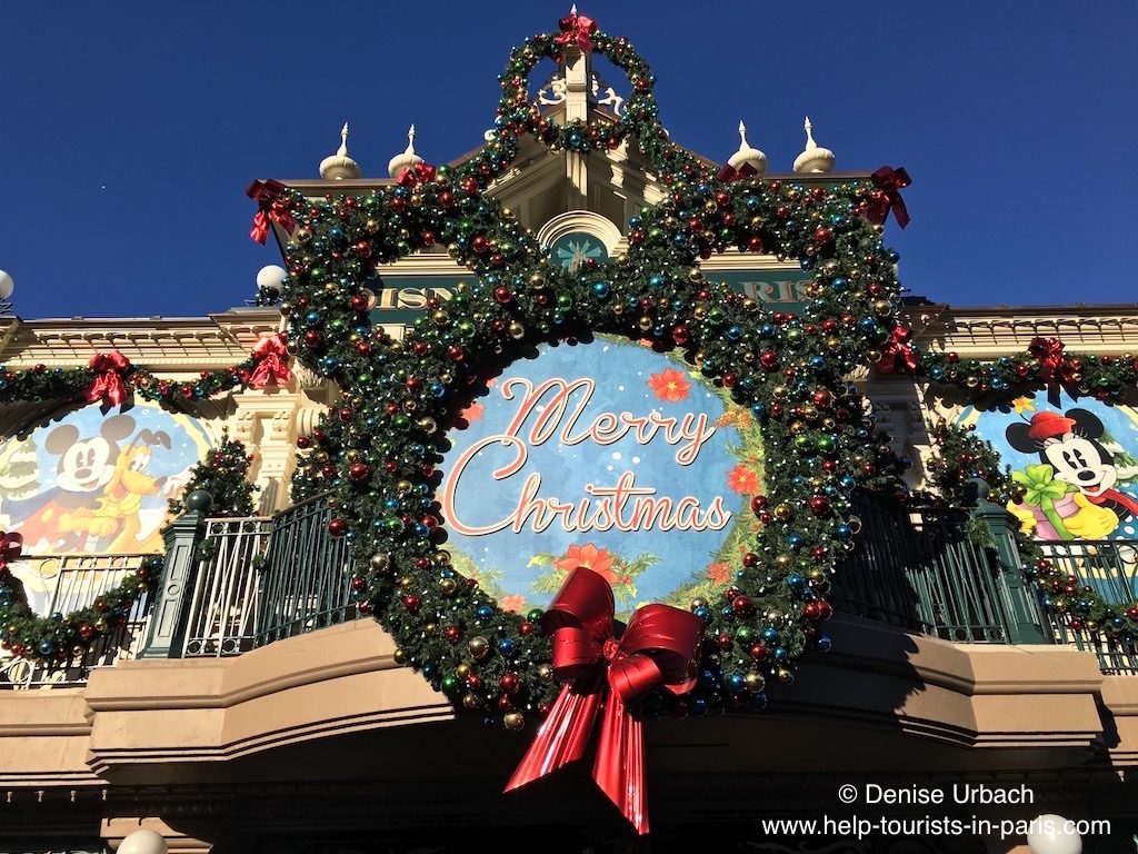 Bilder Von Weihnachten.Weihnachten Im Disneyland Paris Tipps Zu öffnungszeiten